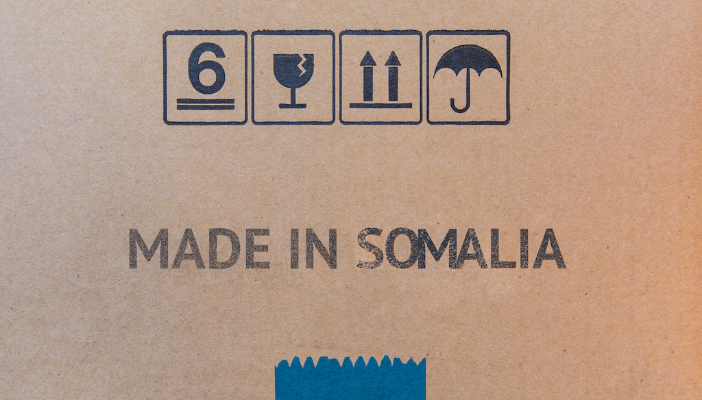 Made in Somalia Abyrint